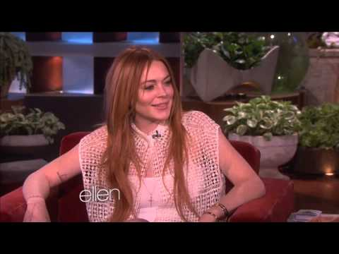 Lindsay Lohan - The Ellen Show, March 31st 2014