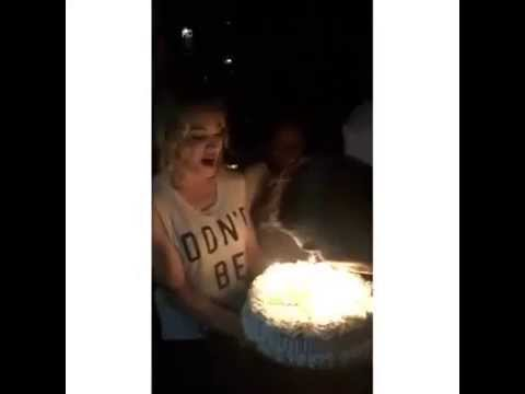 Rocco's Birthday with Madonna