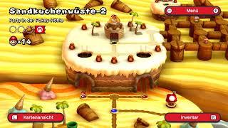 New Super Mario Bros U Deluxe -GAME Playthrough (Nintendo Switch,Part3)