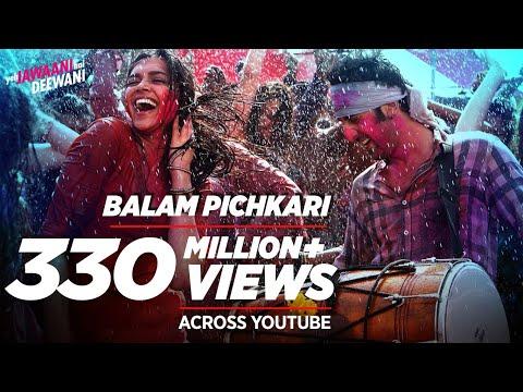 Balam Pichkari Full Song Video Yeh Jawaani Hai Deewani | Ranbir Kapoor, Deepika Padukone thumbnail