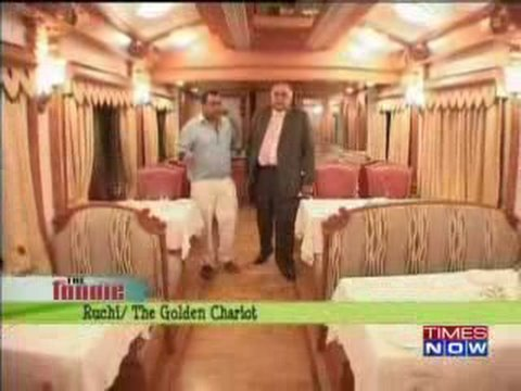 Luxurious Train: Indian Royal Voyage