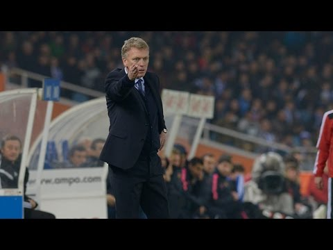 David Moyes, Real Sociedad 1 - FC Barcelona 0 04/01/2015