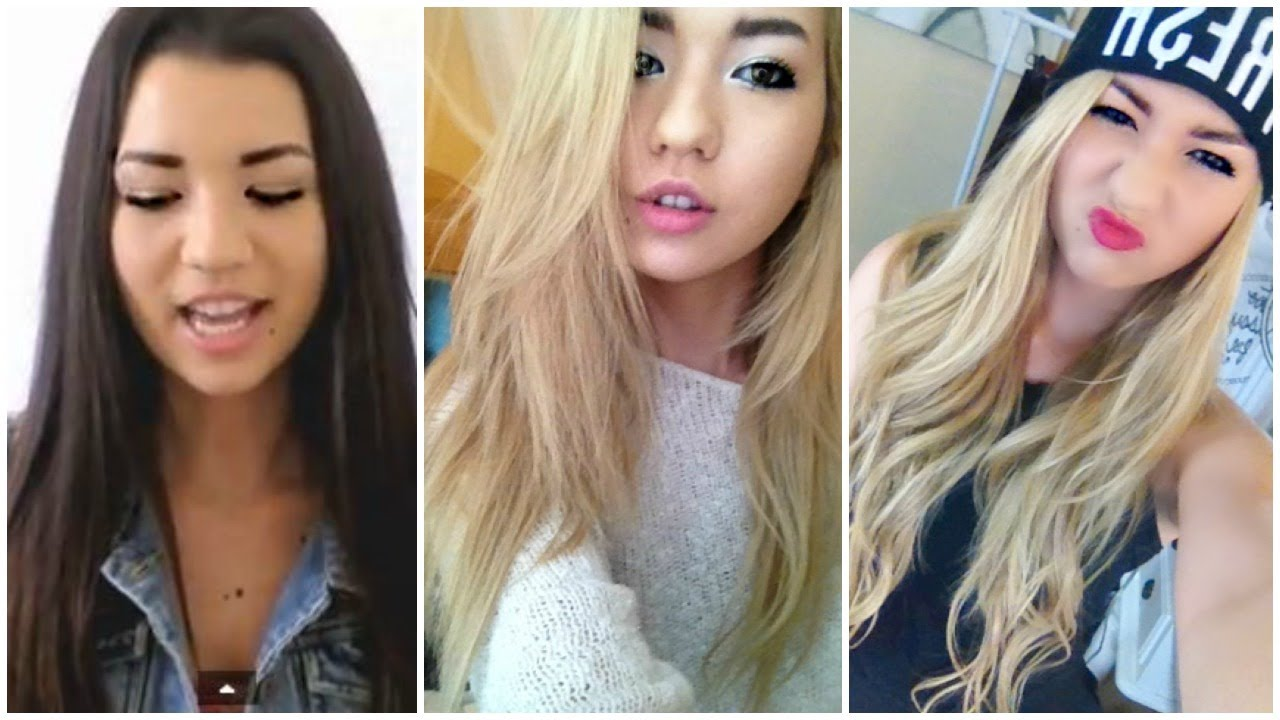 Going from dark hair to blonde