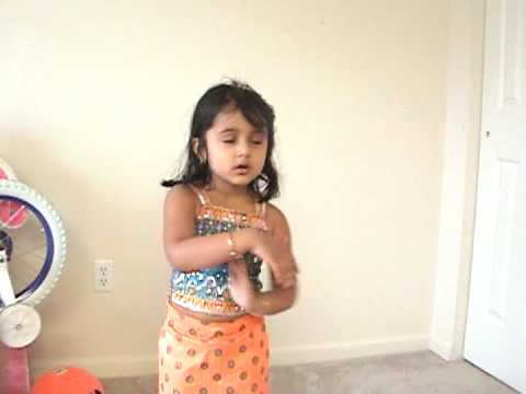 Naisha - Oh My Friend Ganesha Practice video