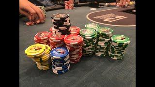 Over $3000 in 5 hours   Kyle Fischl Poker Vlog 18