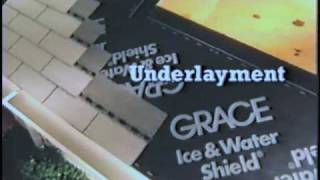 Grace Ice and Water Shield - Hints for Homeowners - NAPS-TV