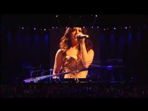 Vanessa Hudgens- Say Ok (Live) HQ Video