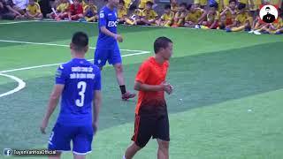 Bình luận Fun | Khóc thét khi Tuyền Văn Hoá bình luận Quang Hải, Văn Hậu đá mãn nhãn như World Cup