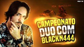DUO COM BLACKN444! CAMPEONATO FREEFIRE