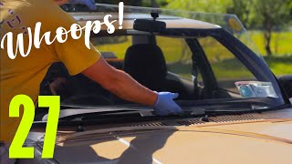 Eh Rob... I fu%ked up, Windscreen, PCB's & Range Rover reassembly // SOUP Classic Motoring E.27