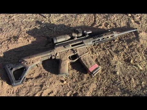 ARAK-21 (Review / Shooting) - Faxon Firearms AR-15 / AK-47 Hybrid Rifle in 5.56 & .300 Blackout