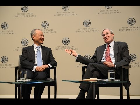 U.S.-China Cooperation in Peace and Security with Ambassador Cui Tiankai