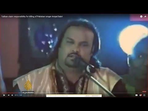 Thousands mourn slain Qawwali singer Amjad Sabri in Karachi