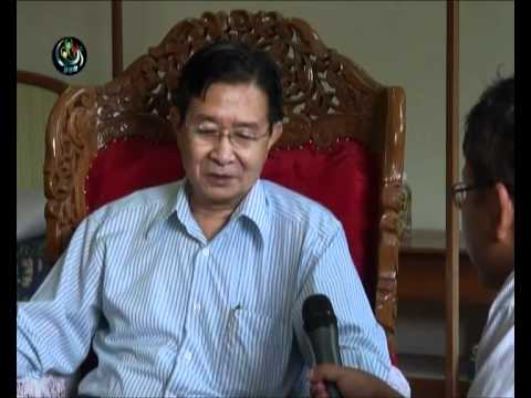 U Aung Min Interview - DVB 21.05.2012