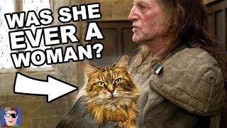 What Is The Deal With Filch and Mrs Norris? | Harry Potter Explained