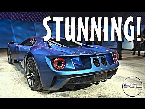 2016 Ford GT Supercar: Start Up & Press Madness!