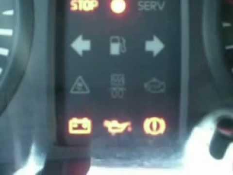 Clio voyant prechauffage ne s 39 allume pas youtube for Miroir qui s allume