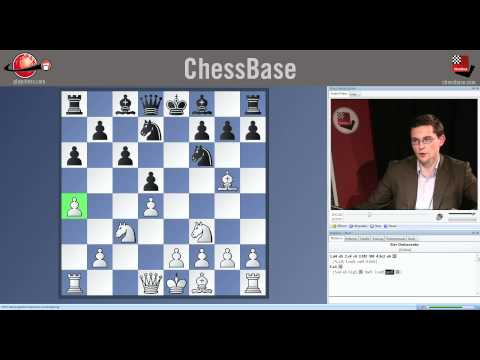 ChessBase Tutorials Vol.3 Queen's Gambit and Queen's Pawn Game IM Sam Collins Slav Chebanenko Sytem