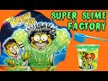 download mp3 dan video ★Super Slime Factory★ Wacky Lab Edu Science Goo Factory Opening & Review - KTR Videos