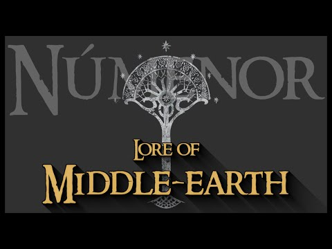Lore Of Middle-earth: Númenor
