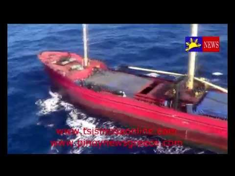 Greece-700 illegal Immigrants Safe in Crete island,Video showing the rescue of a pregnant woman