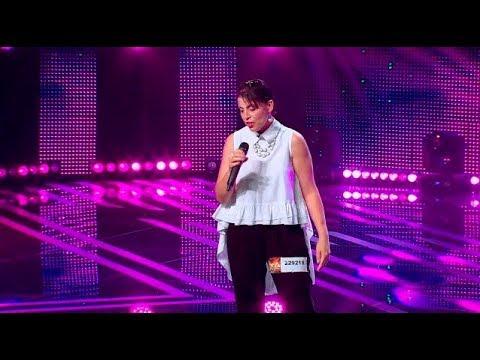 Whitney Houston - Saving All My Love For You. Vezi aici cum cântă Liliana Avram, la X Factor!