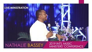 Nathalie Bassey Live Ministration 2019 INT'L MUSIC MINISTERS' CONFERENCE
