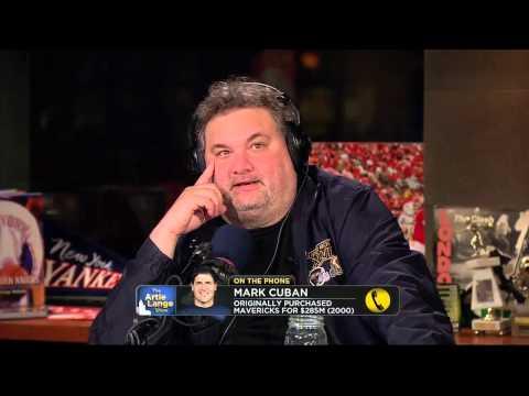 The Artie Lange Show - Mark Cuban (phone)
