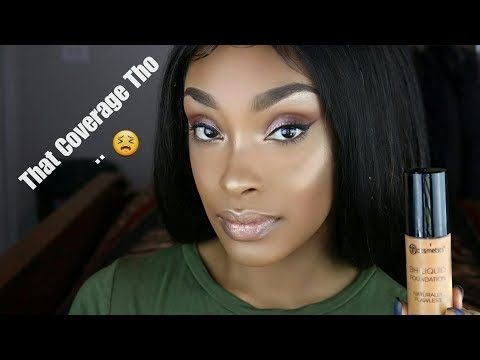 NEW BH Cosmetics Liquid Foundation NATURALLY FLAWLESS Review