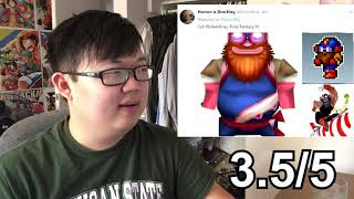 Rating 50 Final Fantasy Wives and Husbands Submitted by Twitter