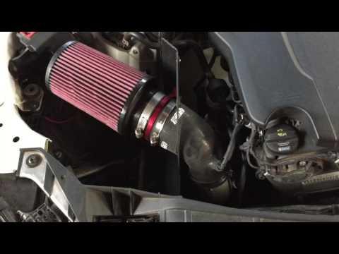 Audi A4 B9 ECS Kohlefaser Luft-Technik Intake System B9 A4