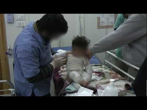 Living Conditions Inside Syria Getting Worse; Leading To More Health Problems