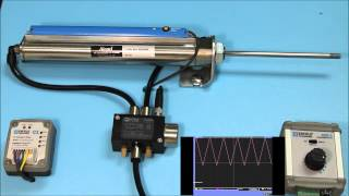 Low Friction Pneumatic Positioning - Enfield Technologies
