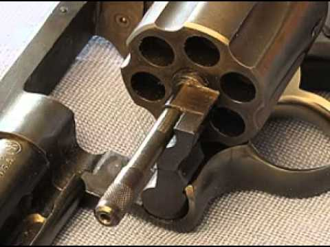 Sins of the Father (My Colt Revolver)