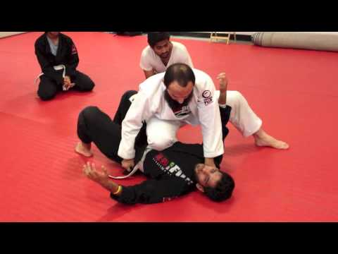 BJJ Side Control Flow Drills Image 1