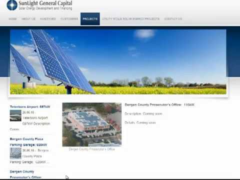 Solar Purchase Power Agreement Benefits Explained by Sunlight General Capital