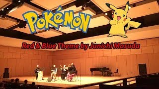 Pokémon Red & Blue Theme by Junich Masuda #MusicContest101