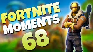 200 IQ ROCKET or -2 IQ STREAMER?! YOU DECIDE! | Fortnite Daily Funny and WTF Moments Ep. 68