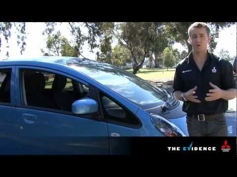 i-MiEV Electric Car Safety Features - The EVidence Ep 9