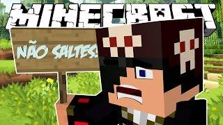 NÃO SALTES! - Minecraft (NOVO)