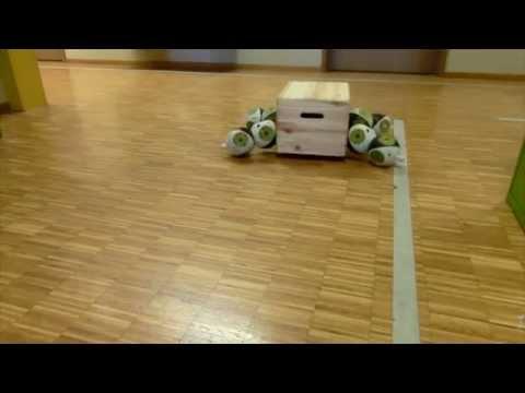 Meble-roboty same się złożą i przeniosą