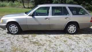 ** SUPER CLEAN ** 1995 MERCEDES-BENZ E320 WAGON **SOLD !!!