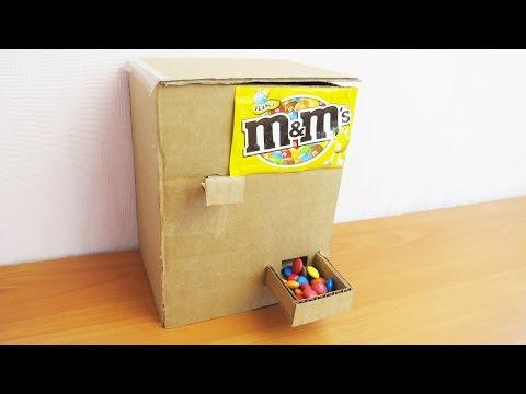 Как сделать АВТОМАТ для M&M's