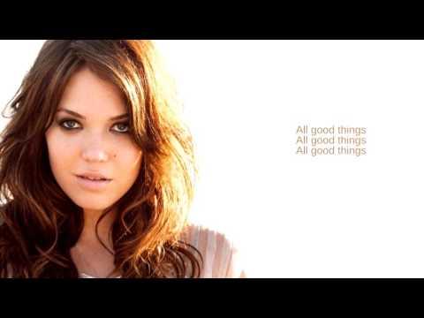Mandy Moore - All Good Things
