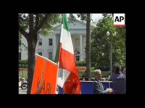USA: WASHINGTON: RALLY AGAINST IRAN