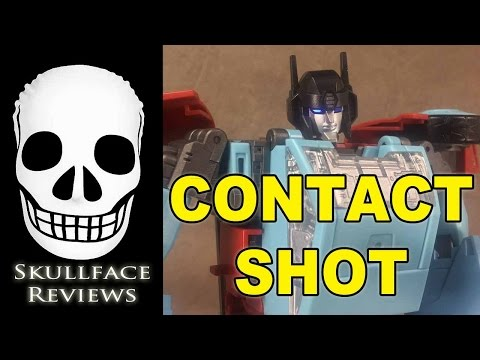 Transformers 3rd Party Maketoys Contact Shot (Point blank)