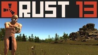 RUST #013 - Jagen und Looten [FullHD][deutsch]