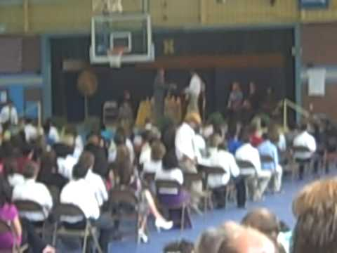 NorWayne Middle School(Fremont,NC) 8th Grade Awards Presentation