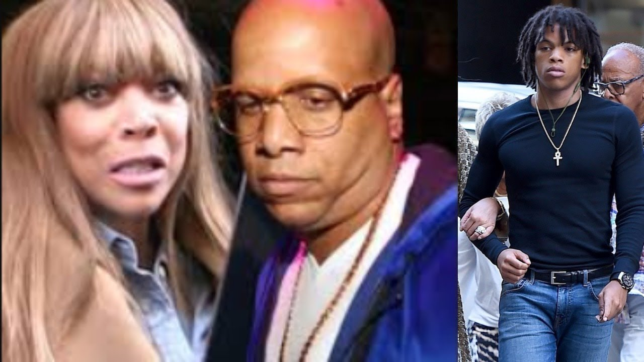 Wendy Williams Breaks down Crying After Her Son Arrested for Punching Dad, Kevin Hunter