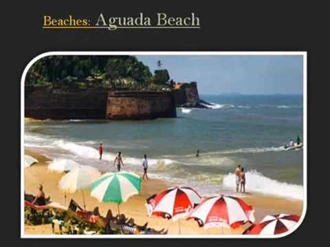 Exotic Places To Visit In Goa Goa Sightseeing Youtube